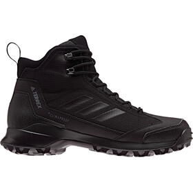 adidas TERREX Heron Winter Mid-Shoes Men Core Black